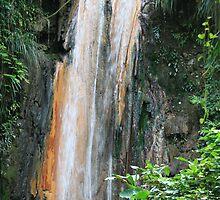 waterfall by Kara Temple