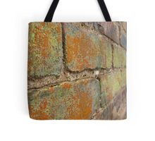 Multi-Colored Brick Tote Bag