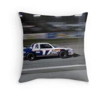 Stock Car 17 Throw Pillow