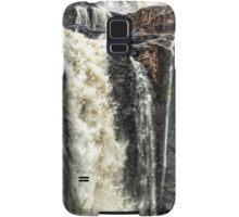 Iguazu Falls - in close Samsung Galaxy Case/Skin