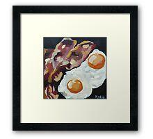 Mmmmm  Bacon Framed Print