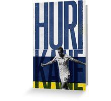 Harry Kane the Huri-Kane Greeting Card