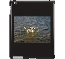 Canine Water Sports iPad Case/Skin