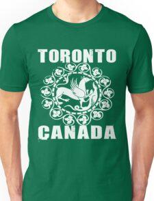 TORONTO, CANADA-2 Unisex T-Shirt