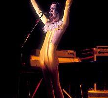 Todd Rundgren In Concert by Jim Haley