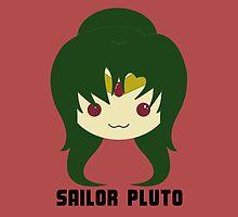 Sailor Pluto by sunnehshides