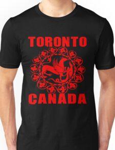 TORONTO, CANADA-3 Unisex T-Shirt