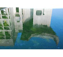 Reflection of the Palace of Assembly Photographic Print