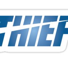 Leverage Thief Sticker