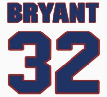National football player Bryant Westbrook jersey 32 by imsport