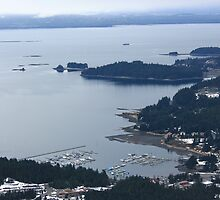 Auke Bay by John Michael Sudol