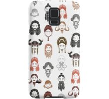 The Unwritten Lady Dwarves of Middle Earth Samsung Galaxy Case/Skin