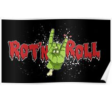 Rot'n Roll Poster