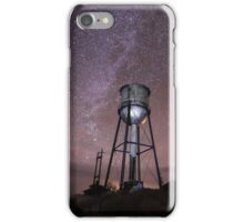 Milky Way over Ruby Hill iPhone Case/Skin