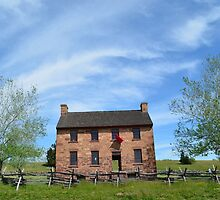 Civil War Stone House of Refuge by lookherelucy