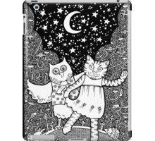 The Owl and the Pussycat  iPad Case/Skin