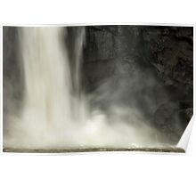 Iguazu Falls - The Power of Nature Poster