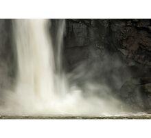 Iguazu Falls - The Power of Nature Photographic Print