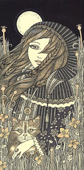 Freyja by Anita Inverarity