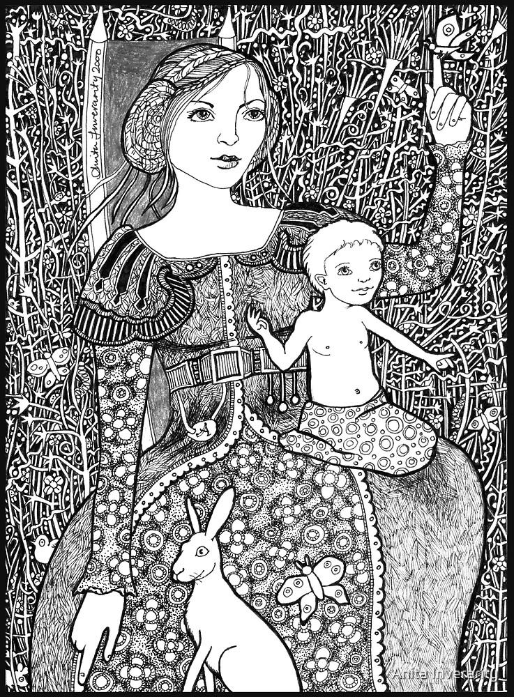 Motherhood by Anita Inverarity