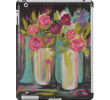 Luscious Roses Dripping with Beauty iPad Case/Skin