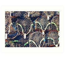 Pot Isaac Art Print