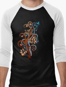 Two Trees and Butterflies T-Shirt