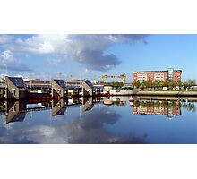 Belfast Docks (6) Photographic Print