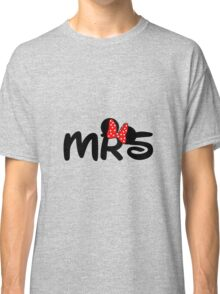 Mrs.Mouse Classic T-Shirt