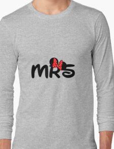 Mrs.Mouse Long Sleeve T-Shirt