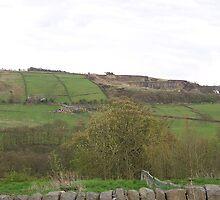 Hillside view by justjesus