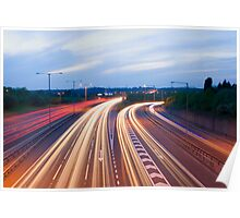 M25 Madness Poster
