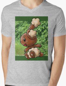 Buneary Mens V-Neck T-Shirt
