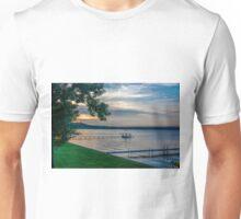 Saratoga Lake Unisex T-Shirt