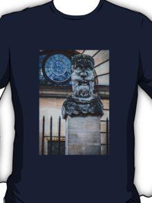 Comical Statue at Oxford University T-Shirt