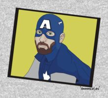 captain steve by hmmmbates