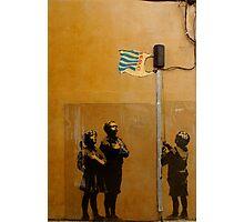 Banksy - Tesco  Photographic Print