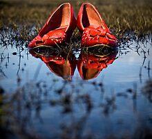 ...somewhere she's running barefoot... by Jódís Eiríksdóttir