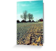 This way. Greeting Card