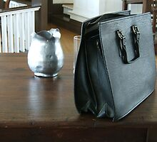 Vintage Legal Briefcase by lisavonbiela
