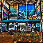 Powerhouse Geelong   - Dec. 2014 by bekyimage