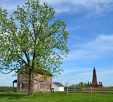 The Henry House and Monument by lookherelucy