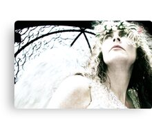 """""""Angel Perspective"""" Canvas Print"""