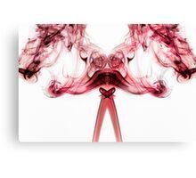intense incense Canvas Print