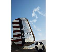 Air Americana Photographic Print