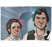 Star Wars selfie series: #3 Poster
