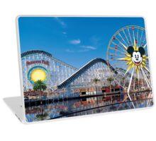 Disney California Adventure's Paradise Pier Laptop Skin