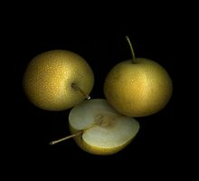 Asian Pears by Scanart