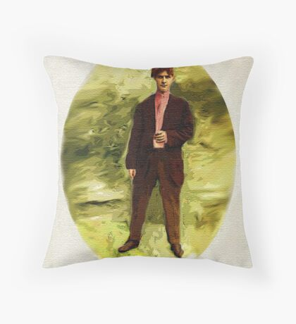 Dapper Throw Pillow