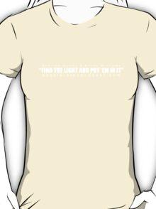 Shutters Inc T-Shirt T-Shirt